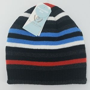 Other - NWT Class Club Boys Reversible Knit Hat